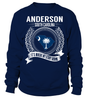 Anderson, South Carolina Its Where My Story Begins T-Shirt