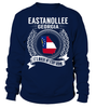 Eastanollee, Georgia Its Where My Story Begins T-Shirt