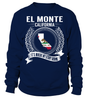 El Monte, California Its Where My Story Begins T-Shirt