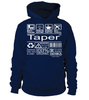 Taper Multitasking Job Title T-Shirt