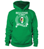Bellevue, Illinois Its Where My Story Begins T-Shirt