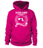 Ashland, Massachusetts Its Where My Story Begins T-Shirt