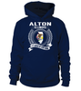 Alton, Illinois Its Where My Story Begins T-Shirt
