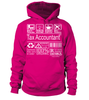 Tax Accountant Multitasking Job Title T-Shirt