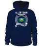 Allentown, Washington Its Where My Story Begins T-Shirt
