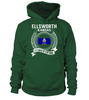Ellsworth, Kansas Its Where My Story Begins T-Shirt