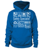 Safety Specialist Multitasking Job Title T-Shirt