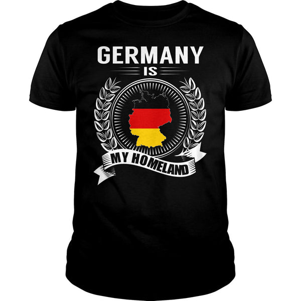 Germany is My Homeland T-Shirt