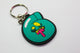 Drift Bunny Keyring - Zombie turbo