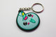 Drift Bunny Keyring - kawaii turbo