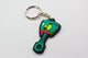 Drift Bunny Keyring - Zombie piston
