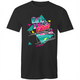 90's Baby! Tee - s14 rear (front print)