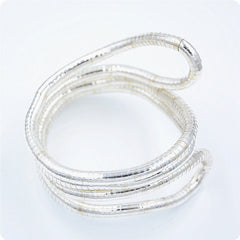 "42"" snake bendable bracelet or necklace 8mm"