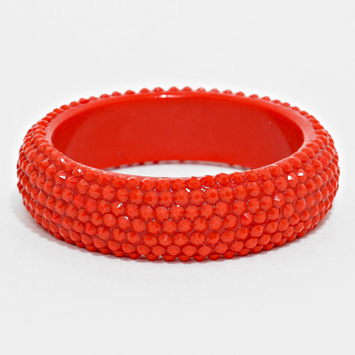 candy color bracelet cuff bangle