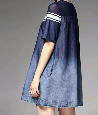 Cool Breeze Denim Dress
