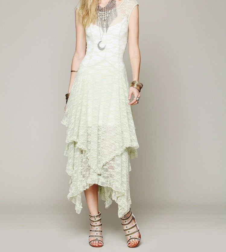 Lacey summer dress
