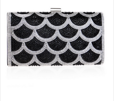 elegant evening bag purse prom bridal handbag clutch