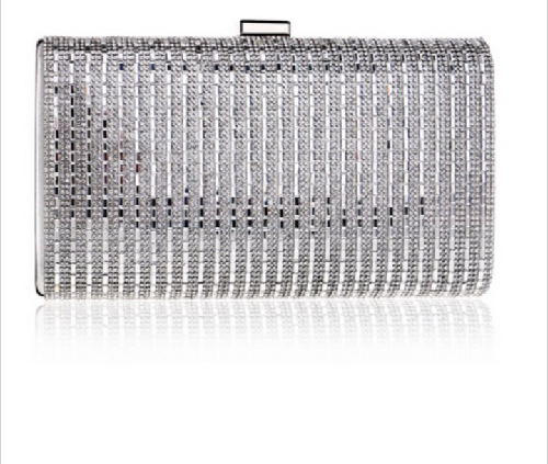 clutch evening bag purse prom bridal handbag