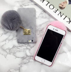 Fur Candy iPhone Case phone