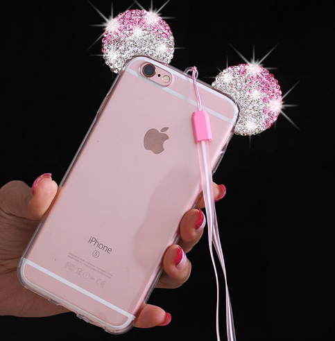 Mickey Mouse Ear Case iphone phone