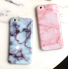 Marble floor iphone case phone