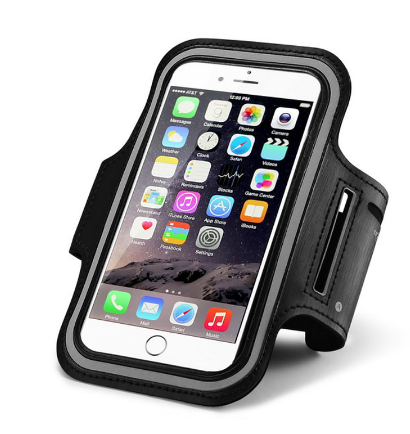 Arm band iPhone case