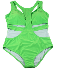 Plus Size Paint One piece
