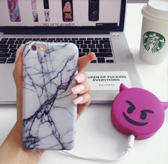 Emoji Character Charger Portable