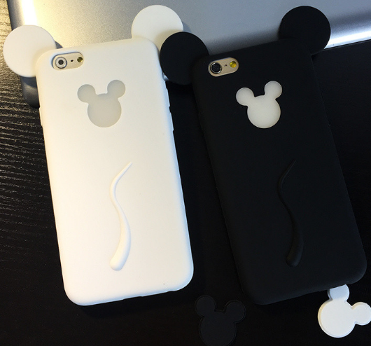 Mickey mouse iphone 6 soft case phone