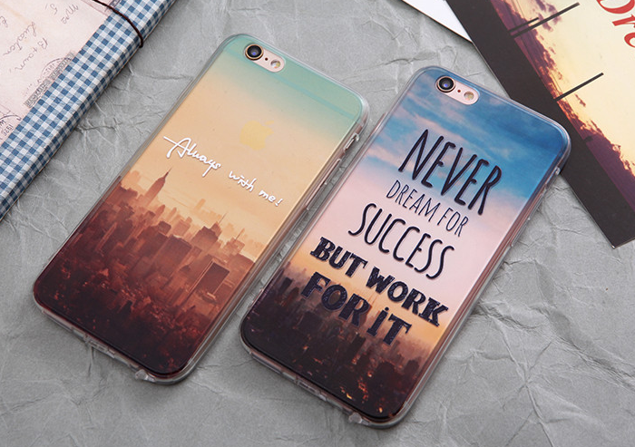 Inspirational  Quote Iphone 6 Phone Cases