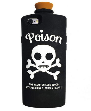 Poison iPhone case phone