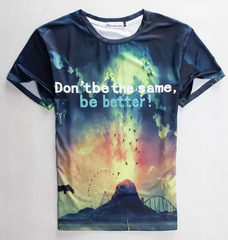 Be Better Graphic Tee
