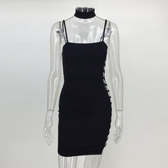 Skinless Bodycon Dress