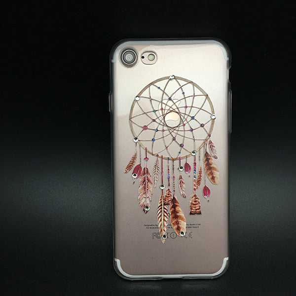 Wishing Well iPhone Case phone