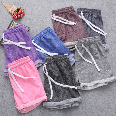 simple cotton Shorts tg