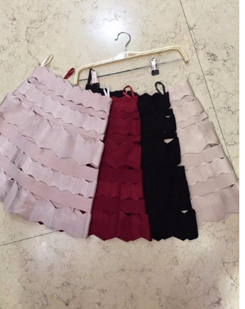 bandage bodycon club skirt tg