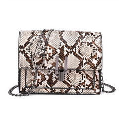 snake skine crossbody clutch purse handbag clutch tg