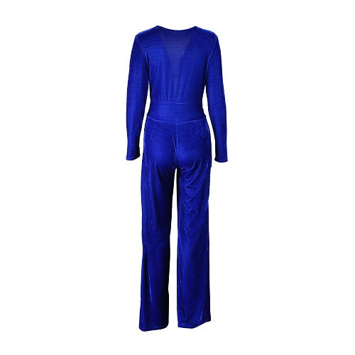 velvet on piece romper jumpsuit