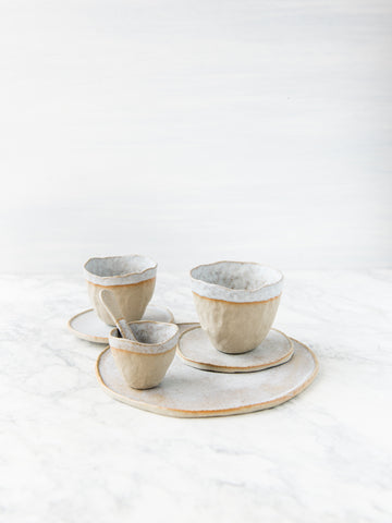 Kaffihaus ~ Dapple Coffee & Tea Tumblers :: Autumn Frost