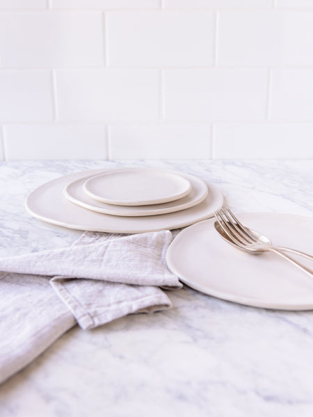 Beach House Nesting Plates - Satin