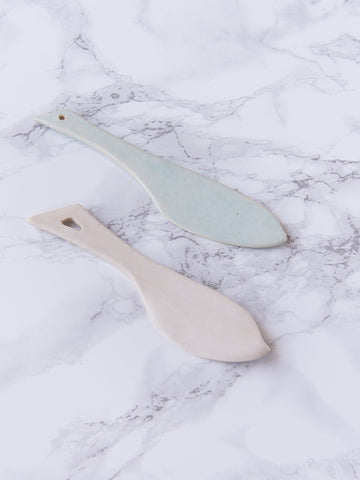 Cheese & Cake Knife - Fancy Spreader