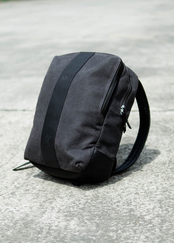Chapter 02 - Turtle Basic Backpack - Grey
