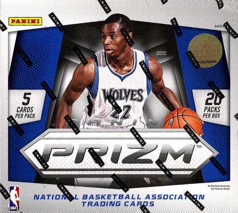 2014/15 Panini Prizm Basketball Box