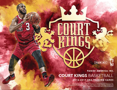 2016/17 Panini Court Kings