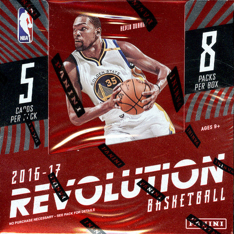 2016/17 Panini Revolution Basketball Box