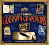 2016 Upper Deck Goodwin Champions