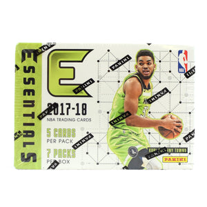 2017-18 Essentials Basketball 7 Pack Blaster Box