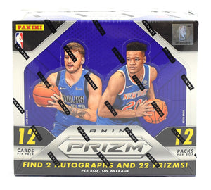 2018/19 Panini Prizm Hobby Basketball Box