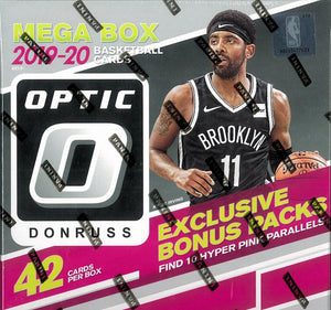 2019/20 Donruss Optic MEGA 42 Card Box