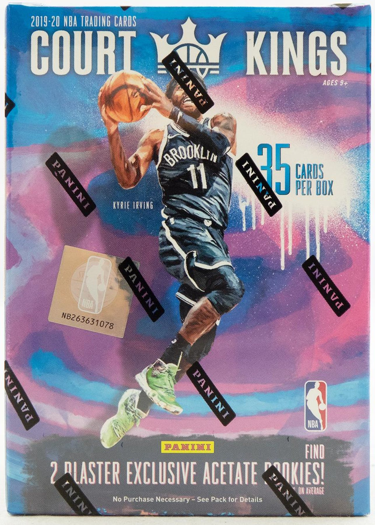 2019/20 Court Kings 7 Pack Blaster Box